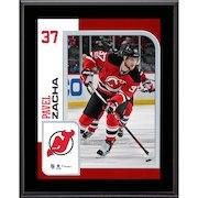 "Pavel Zacha New Jersey Devils Fanatics Authentic 10.5"" x 13"" Sublimated Player Plaque"