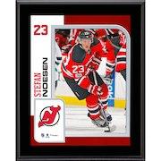 """Stefan Noesen New Jersey Devils Fanatics Authentic 10.5"""" x 13"""" Sublimated Player Plaque"""