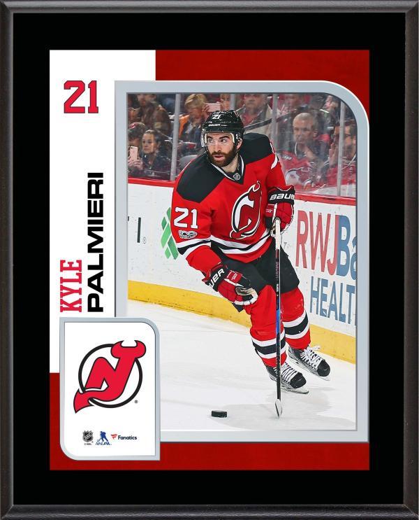 free shipping 8111c de4a0 Kyle Palmieri New Jersey Devils 10.5