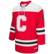 Cornell Big Red Colosseum Hockey Jersey - Red -