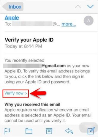 Verify Now