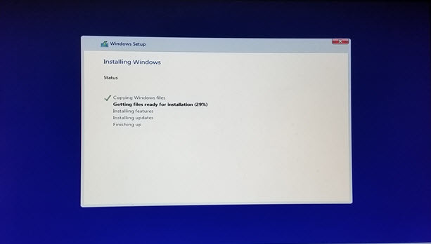 install windows on macbook without bootcamp