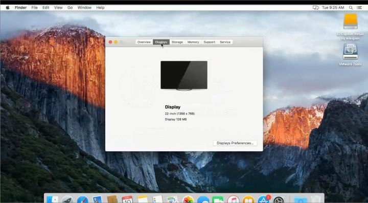 How to Install VMware Tools on Mac OS X El Capitan?