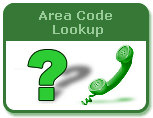 Area Code Lookuo