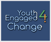 Badge for youth.gov: Youth Engaged 4 Change