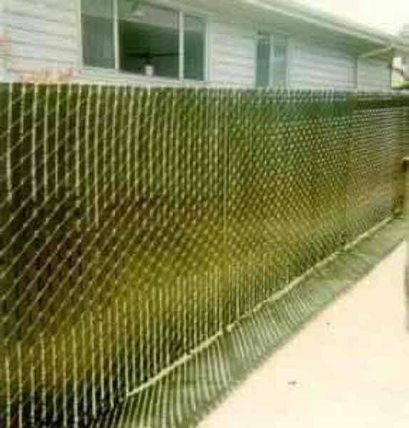 Chain Link Fencing A 1 Construction Deck Fence