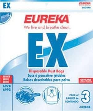 Eureka EX Bags - 3pk