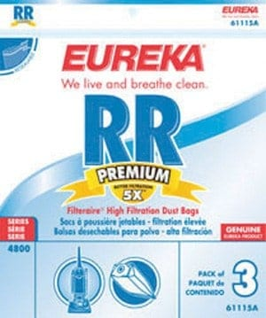 Eureka RR Filteraire Bags - 3pk