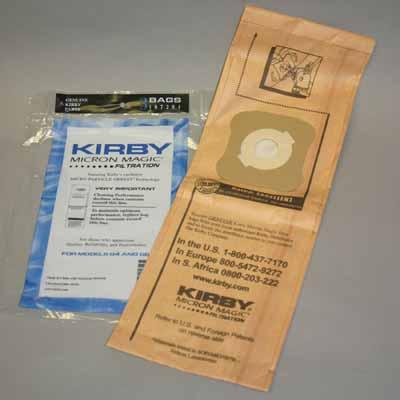 Kirby G4/5 Micron Magic BAGS-9pkg