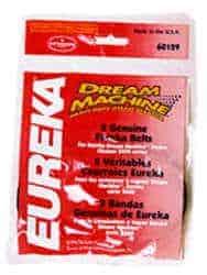 Eureka DreamMachine Belt - 2pkg