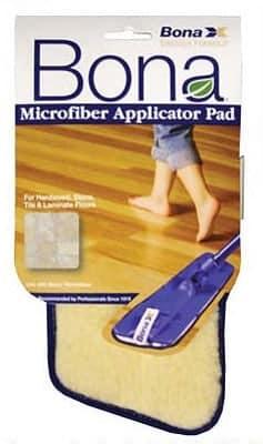 "Bona Microfiber Applicator Pad (4"" x 15"")"