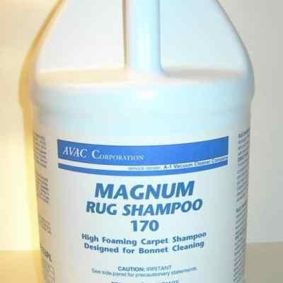 MagNuM Foaming RUG SHAMPOO - Gallon Jug