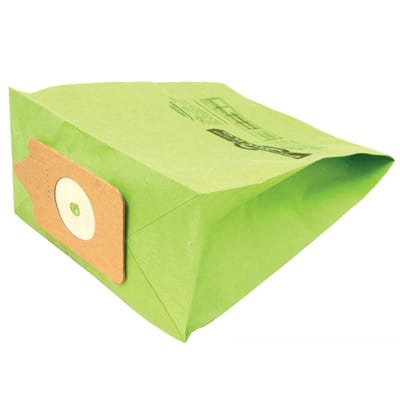 QuickClean Commercial Canister Paper Bags-10pk