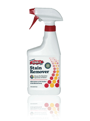 Stain-X Stain Remover with Trigger Spray (16oz)