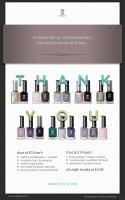 Amazing a england nail polish sale!