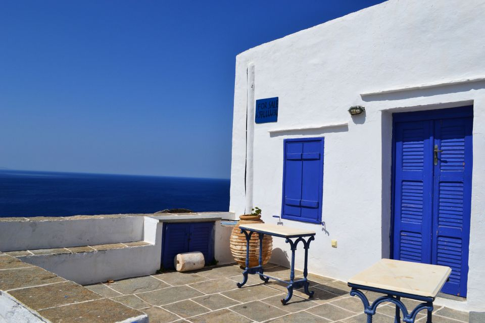 Kastro, Sifnos view