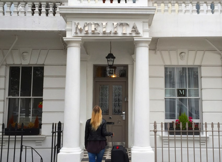 the melita house hotel review, london