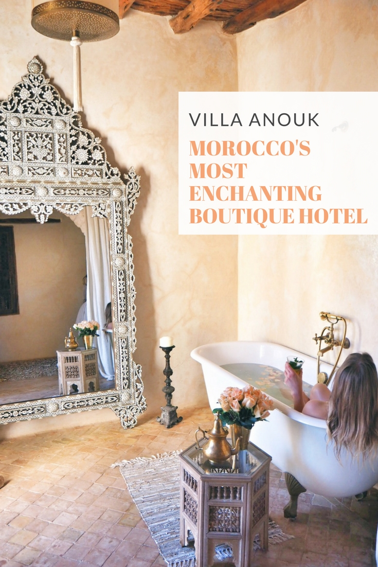 Morocco's most beautiful hotel