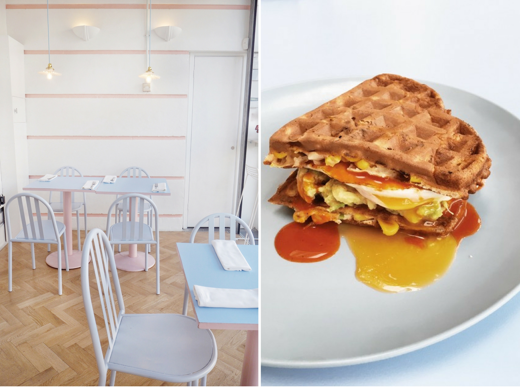 London's Most Instagrammable cafes