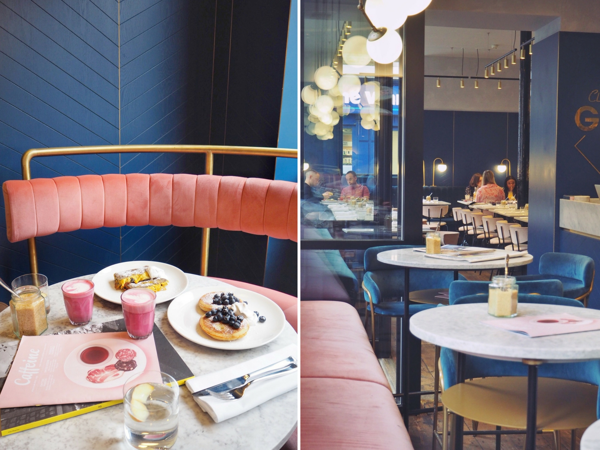 Clerkendwell Grind - London most Instagrammable cafe
