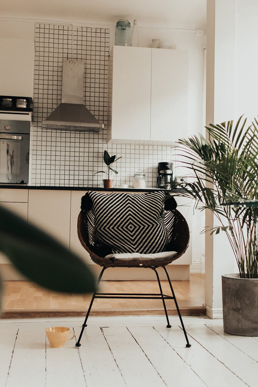 scandi decor, Declutter and clean your space to feel happier - Lagom