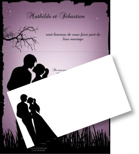 faire part mariage telecharger gratuit