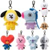 BT21 Bag Charm by Linefriends