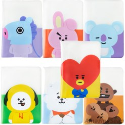 BT21 Passport Case by linefriends