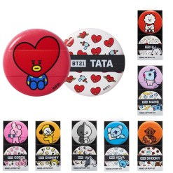 BT21 Makeup puff kit