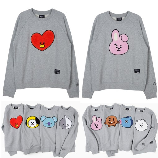BT21 Graphic T-Shirts