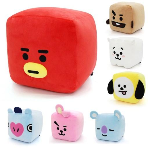 BT21 Cube Cushion