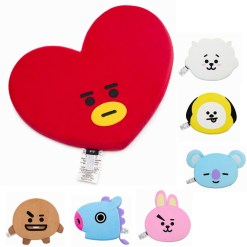 BT21 Face Cushion