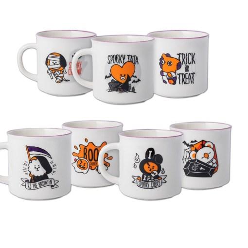 BT21 Halloween Mug
