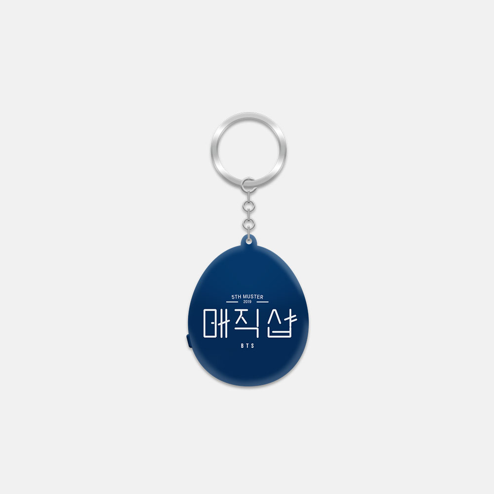 BTS 5TH MUSTER [MAGIC SHOP] VOICE KEYHOLDER