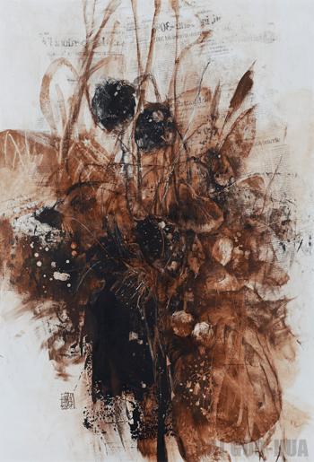 Cai Guo-Hua Drawing Works