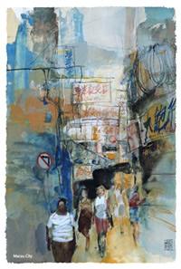 蔡 國華 作品展  ―旅の詩―