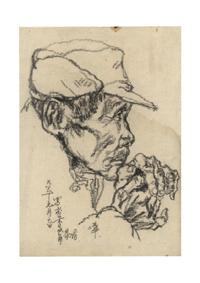<原点>蔡國華 青春期のデッサン展Part.1