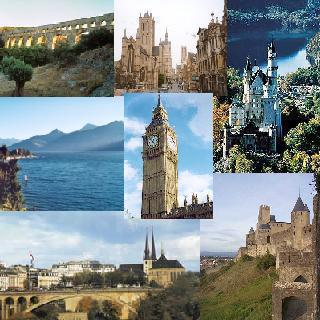 Europe Tours   10 countries of Europe in 20 days tour with guide Suggested itinerary for the 10 European countries in 20