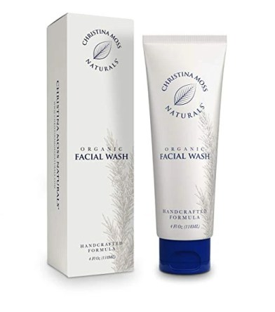 Christina Moss Naturals Organic Facial Wash - A-Lifestyle