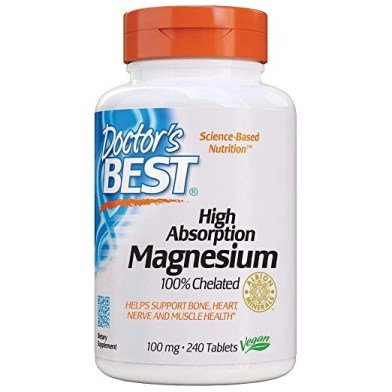 Magnesium Supplement - A-Lifestyle