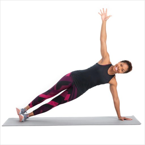 Side Plank - A-Lifestyle