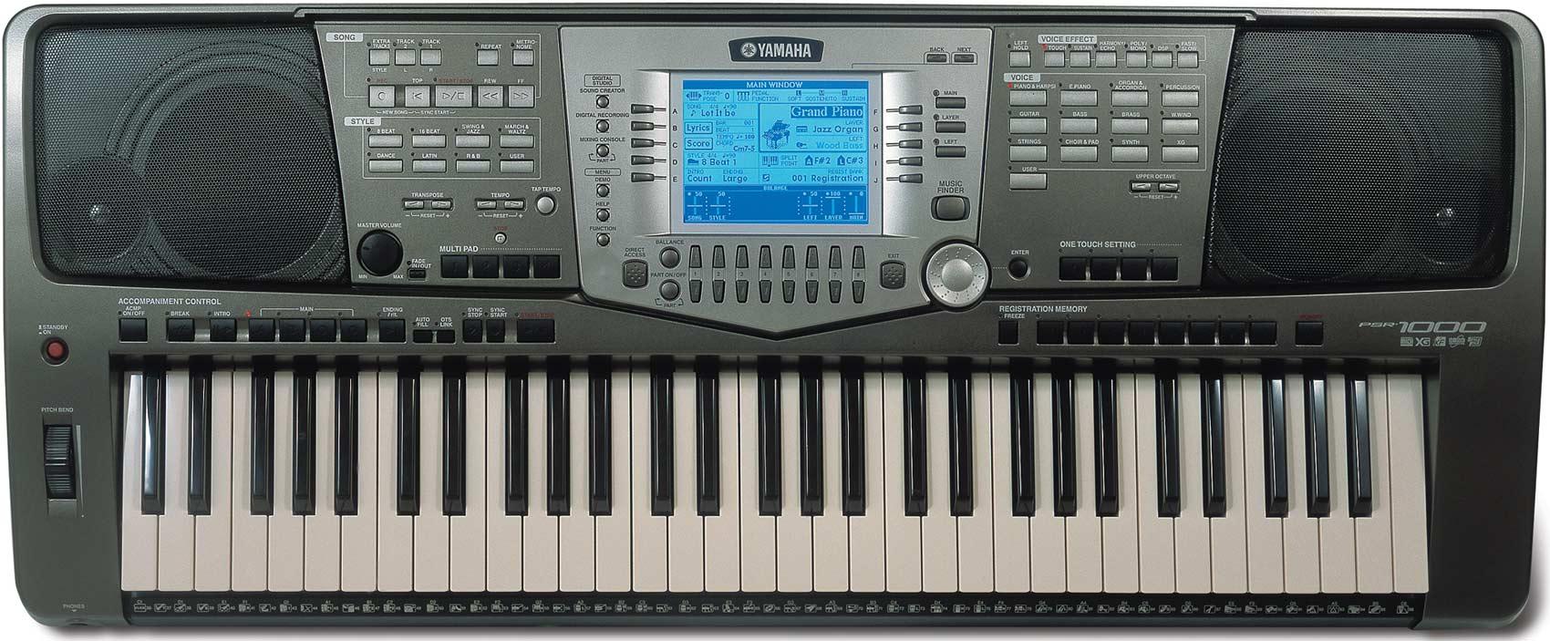 PIANO YAMAHA A1000 GRATUIT GRATUIT TÉLÉCHARGER