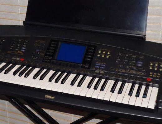 Yamaha PSR 8000