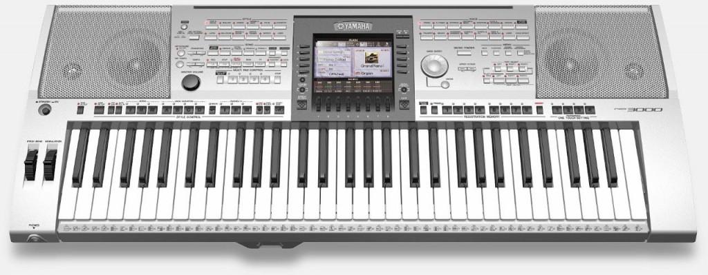 Yamaha PSR 3000, Yamaha 3000, 3000 Dance Styles, 3000 Latin