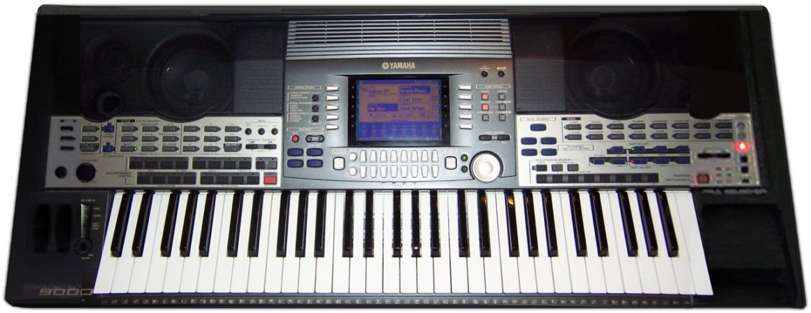 PSR 9000, Yamaha PSR 9000, country styles, movie styles