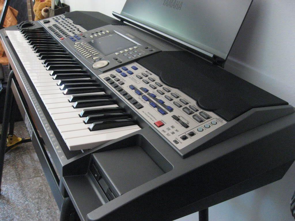 PSR 9000 (Pop & Rock part 2)
