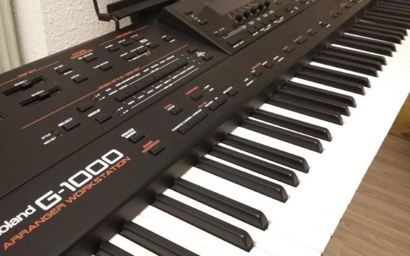 Roland, G1000, G 1000, Roland G1000
