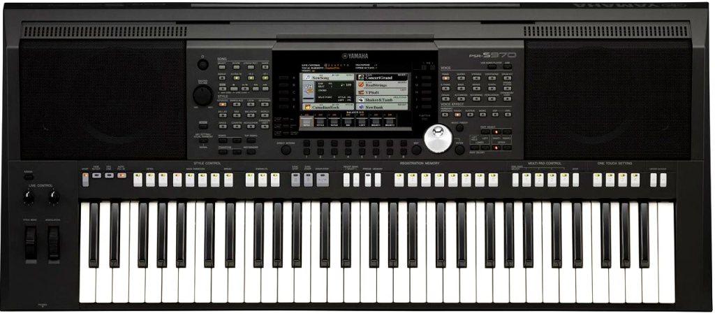 Yamaha PSR S970, PSR 970, Bossa Styles, Samba Styles, Rumba Styles