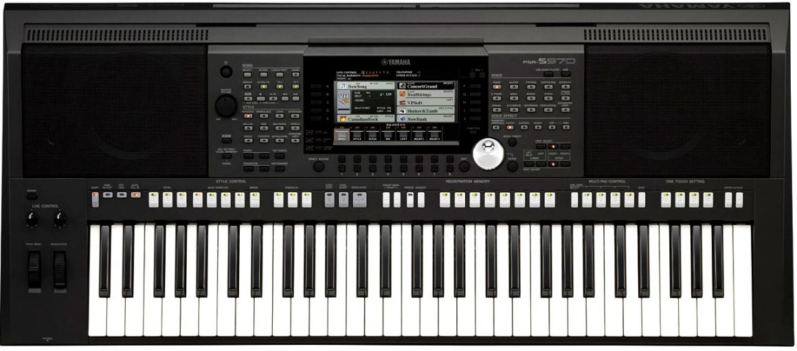 Yamaha PSR S970, PSR 970, R&B styles, PSR 970 World, free psr 970, Pianist Styles, Free Entertainer