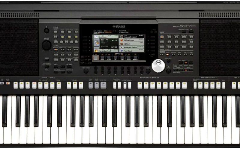 Yamaha PSR S970, PSR 970, Bossa, Samba, Rumba, PSR Styles Latin, S970 Country